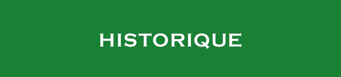 l'association - historique